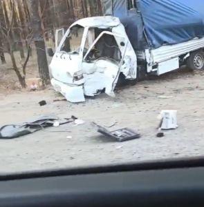 На трассе Р-22 под Тамбовом произошло смертельное ДТП