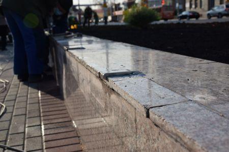 В Тамбове в сквере Зои Космодемьянской установили скейт-стопперы