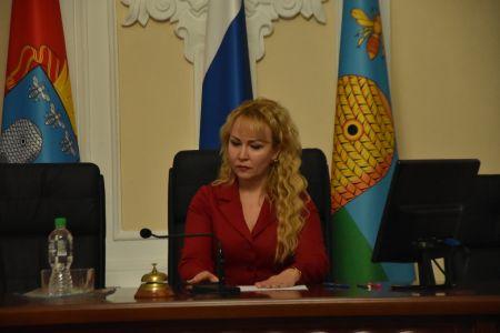 Наталия Макаревич назначена исполняющим обязанности заместителя главы администрации Тамбовской области