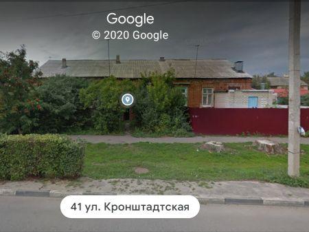В Тамбове аварийный дом на Кронштадтской расселят в ближайшие два года