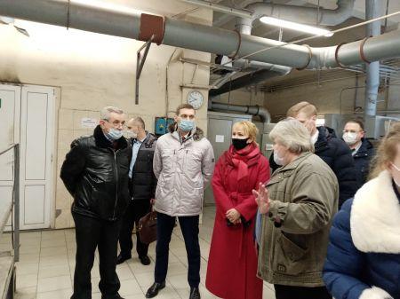 """Наталия Макаревич побывала с рабочим визитом на АО """"Тамбовмаш"""""""