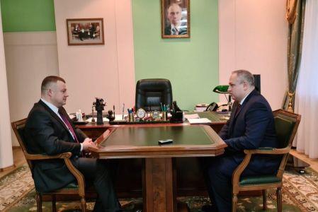 Губернатор Никитин высказал позицию по главе Тамбова