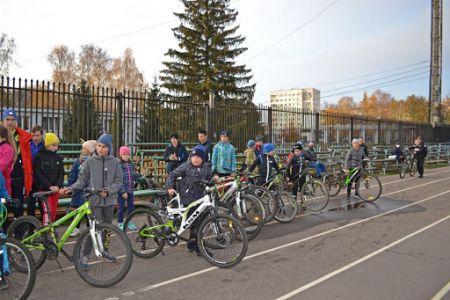В Тамбове организованы велосипедные дорожки, совмещенные с тротуарами