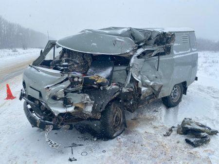 В Тамбовской области из-за плохой погоды уже произошло  4 ДТП: погиб пассажир