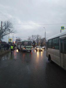 В Тамбове на Гастелло автобус сбил 9-летнего ребенка