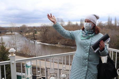 Тамбовчанам предлагают прогуляться по улицам «старого города»