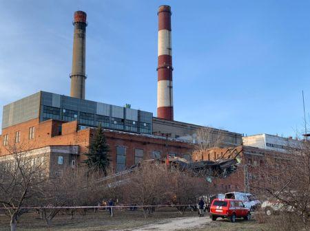 На Тамбовской ТЭЦ идут восстановительные работы