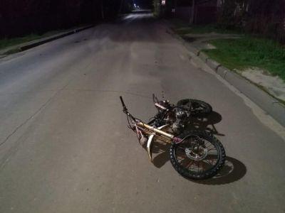 В посёлке Мучкапский подросток погиб в ДТП