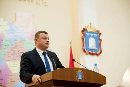 Александр Никитин поздравил тамбовчан с двойным праздником
