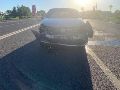 В Тамбове на Киквидзе произошло ДТП с пострадавшими