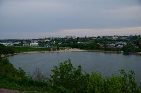Роспотребнадзор запретил купаться на одном из городских пляжей Тамбова