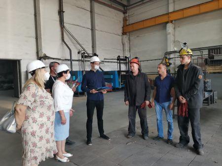 В Тамбовской области поздравляют металлургов с профессиональным праздником