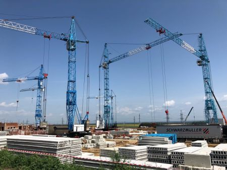 В Тамбове строят новую школу на почти 2.5 тысячи мест