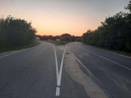 В Петровском районе в результате ДТП погиб мотоциклист