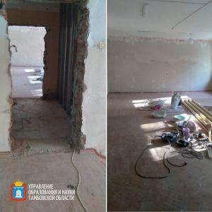 В Кирсановском районе детский сад перенесут в здание школы