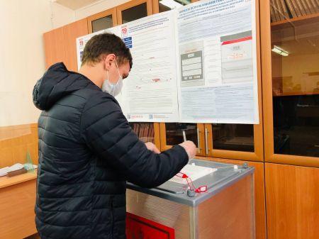 В Тамбовской области в первый день выборов зафиксирована самая высокая явка