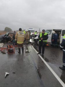 Три человека погибли на трассе Р-22 под Тамбовом